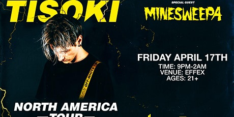Tisoki: N. American Tour feat. Minesweepa (Albuquerque, NM) tickets