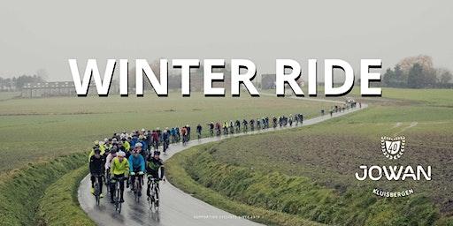 Jowan Winter Ride 2019