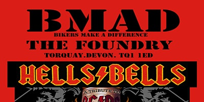 BMAD Presents:  Hells Bells