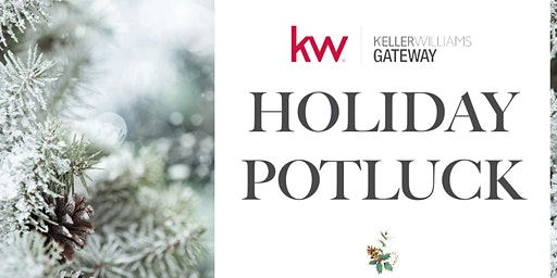 Business Booster & Holiday Potluck