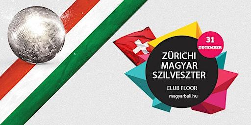 Magyar Szilveszter - Zürich