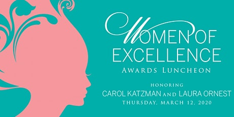 Women of Excellence Luncheon 2020 tickets
