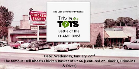 """The Lazy Volunteer Presents """"Trivia for Tots"""" tickets"""