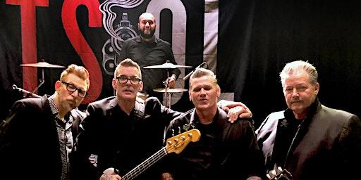T.S.O.L. 40th Anniversary tour PORTLAND