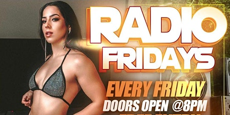 RADIO FRIDAY'S : The New Way to Club  Right ! tickets