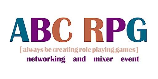 #ABCRPG TTRPG January Networking & Mixer