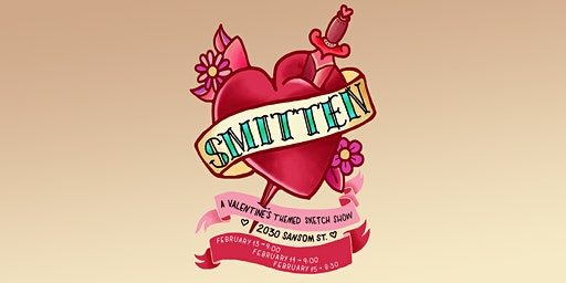 Smitten: A Valentine's Themed Sketch ComedyShow