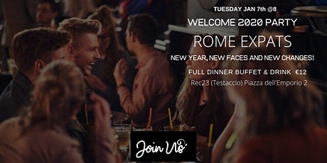 Welcome 2020 Party! New year, New Faces & New changes! biglietti