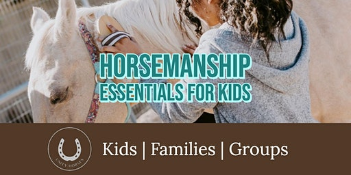 Horsemanship Essentials for Kids