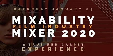 Film Industry Mixer - Mixability tickets