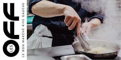Les OFF : Cours de cuisine japonaise avec nos Chefs