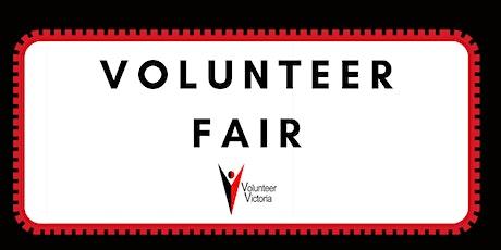 Camosun Interurban Volunteer Fair - February 12 2020 tickets