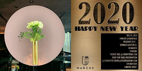 Soirée du Nouvel An | MARCUS | New Year's Eve Party tickets