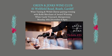 Wine Tasting - White Castle Wines, Abergavenny tickets