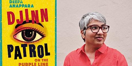 Novel Writers: Deepa Anappara tickets