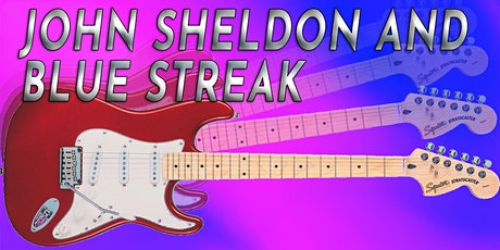 John Sheldon & Blue Streak tickets
