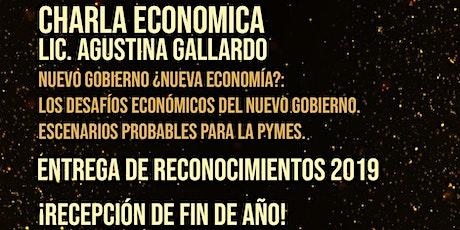 CICM: BRINDIS DE FIN DE AÑO 2019 entradas
