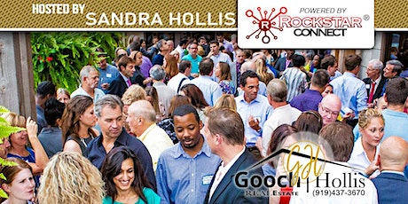Free Cary Elite Rockstar Connect Networking Event (January, near Raleigh) tickets