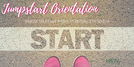 Jumpstart Orientation tickets