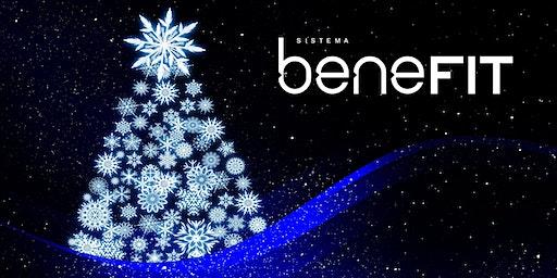 Cena riservata: Natale con Bene!