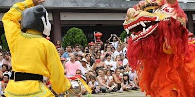 Ano Novo Chinês no Templo Zu Lai