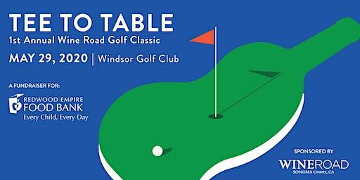 1st Annual Wine Road Golf Classic