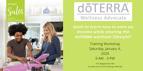 doTERRA Business Training Workshop tickets