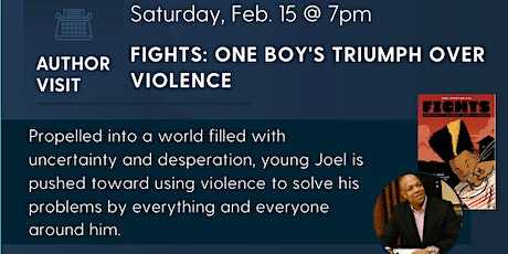 Joel Christian Gill and Fights: One Boy's Triumph Over Violence tickets