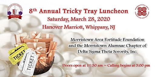 ANNUAL TRICKY TRAY FUNDRAISER