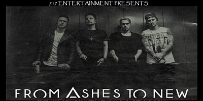 From Ashes to New w/ Eva Under Fire