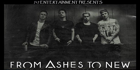 From Ashes to New w/ Eva Under Fire tickets