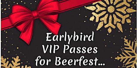 2020 Craft Beerfest VIP Tickets tickets