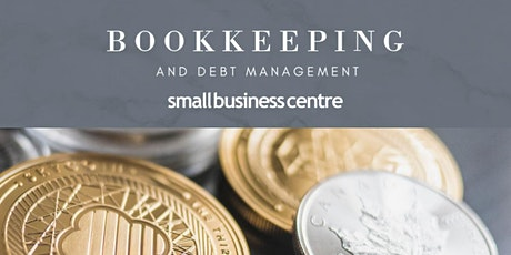 Small Business Bookkeeping and Debt Management tickets