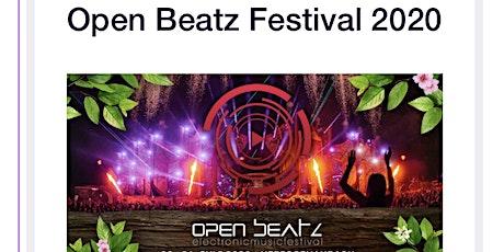 Open Beatz Tickets