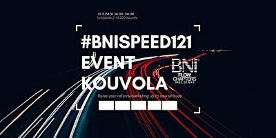 Kymenlaakson BNI  Speed 121 Tapahtuma!