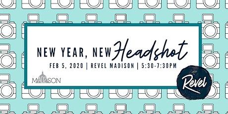 New Year, New Headshot tickets