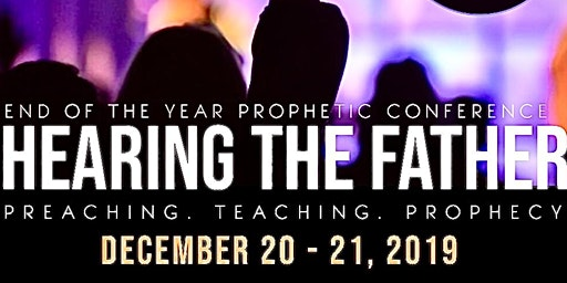 End Of The Year Prophetic Conference