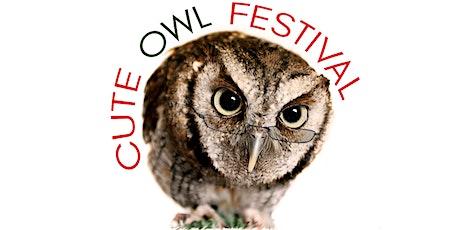 Cute Owl Festival tickets