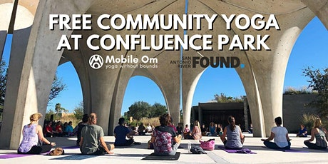 Free Community Yoga at Confluence Park tickets