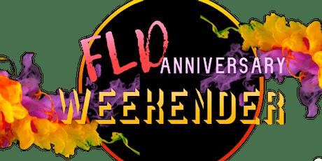 FLD Anniversary Weekender tickets
