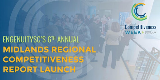 Midlands Regional Competitiveness Report Launch @ The BullStreet District