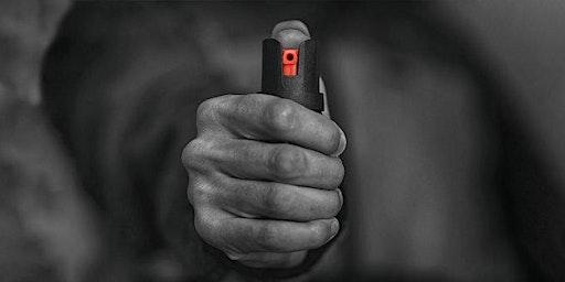 Pepper Spray Safety Training