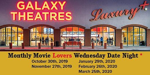 Monthly Movie Lovers Wednesday Date Night - Star Wars