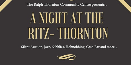A Night at the Ritz-Thornton tickets