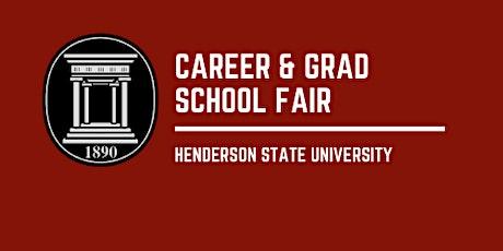 Henderson State University-Career and Graduate School Fair tickets