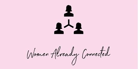 Women Already Connected - December Dinner tickets
