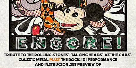 School of Rock Presents ENCORE tickets