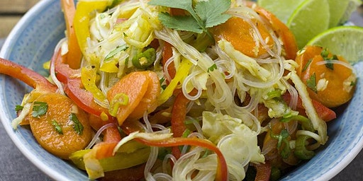 Lunch 'n' Learn: Vietnamese Rice Noodle Salad