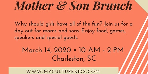 Mother and Son Brunch