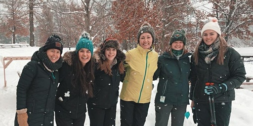 Yoga & Snowshoeing with Jenna Lewins